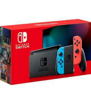 AU399 • Buy Nintendo Switch Console Neon New Long Battery Life Ver - BRAND NEW