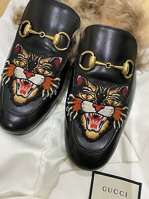 AU442 • Buy Gucci Black Angry Cat