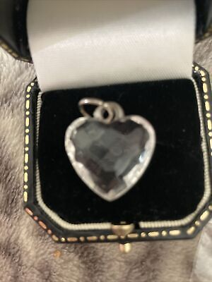 £10 • Buy Antique Crystal Necklace No Chain