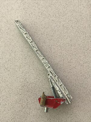 £10.95 • Buy Corgi Or Dinky Fire Truck Engine Ladder 6inch Red Metal & Plastic