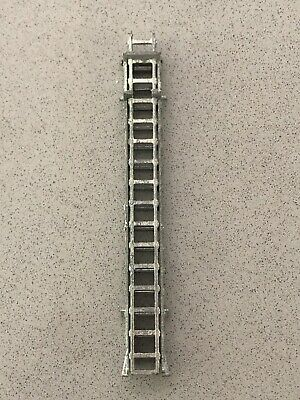 £12.95 • Buy Corgi Or Dinky Fire Truck Engine Ladder 6inch All Metal