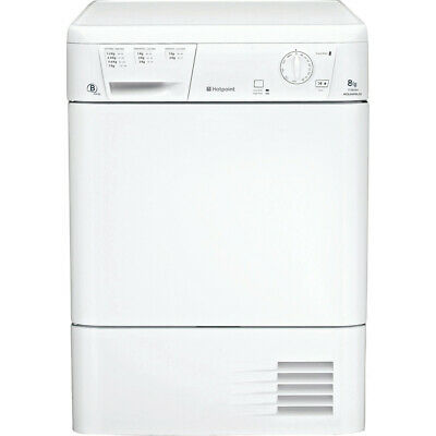£179.99 • Buy Hotpoint TCM580BP Condenser Tumble Dryer 7kg Load, Top Mounted Water Bottle