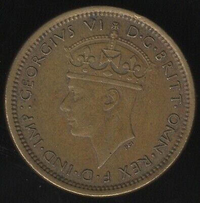 £6.07 • Buy 1940 British West  Africa 6 Pence Coin   World Coins   Pennies2Pounds