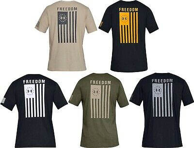 $17.25 • Buy Under Armour Men's UA Freedom Flag Athletic Graphic T-Shirt - 1333350