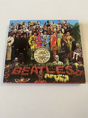 £6.99 • Buy The Beatles Sgt. Pepper's Lonely Hearts Club Band CD - Cardboard Sleeve