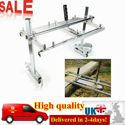 £65 • Buy Chainsaw Mill Attachment Lumber Milling Planking 14  To 24  Guide Bar Portable