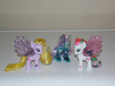 £19 • Buy My Little Pony G4 Bundle Water Cuties BLOSSOMFORTH Diamond Mint Lily Blossom