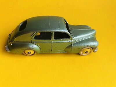 £44 • Buy FRENCH DINKY Toys Peugeot 203 Metallic Small Window