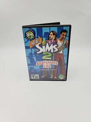 £15.63 • Buy The Sims 2: Apartment Life ~ Expansion Pack (PC Game DVD-ROM, 2008) Disc Only