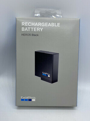 $ CDN24.89 • Buy New Sealed GoPro Rechargeable Battery For Hero5 Black Hero6 Black Hero7 Black
