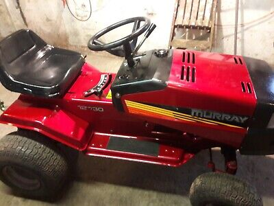 £325 • Buy Murray 12hp30cut Yard Tug/Tractor. Upgraded To 6 Speed Very Fast.NO CUTTING DECK