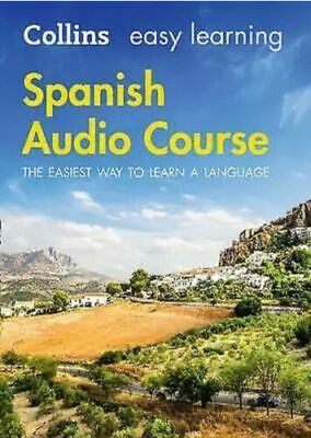 £11.89 • Buy Collins Spanish Audio Course Easy Learning Cd Audio Book New Sealed Language