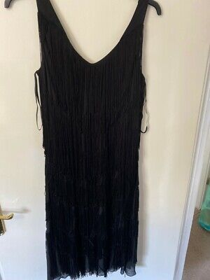 £40 • Buy Ladies Size 20 Charleston Style Dress, Per Una - Marks And Spencer BNWT