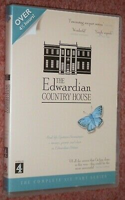 £13.95 • Buy THE EDWARDIAN COUNTRY HOUSE SERIES DVD, As Seen On Channel 4