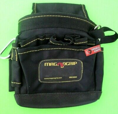 $9.99 • Buy MagnoGrip Pocket Tool Pouch  Black