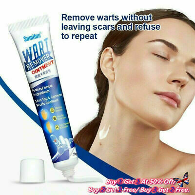 £3.99 • Buy Sumifun Wart Removal Body Warts Treatment Cream Foot Care Cream Skin Tag Remover