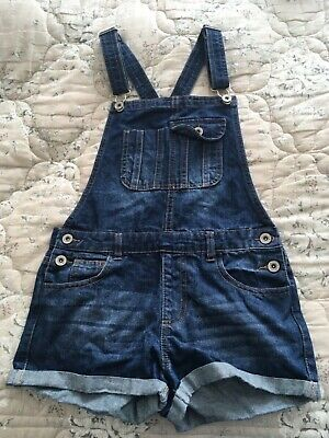 £2.50 • Buy Girls Shorts Dungarees Size 11-12 Years