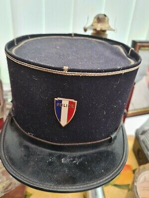 £30 • Buy Reall French Police Hat/cap