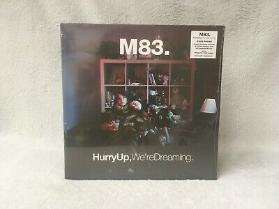 $56 • Buy Hurry Up, We're Dreaming (2011) • M83 • NEW/SEALED Vinyl LP