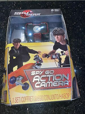 £8.99 • Buy Spy Gear Spy Go Portable Action Camera Surveillance Age 6+. New,Boxed And Sealed