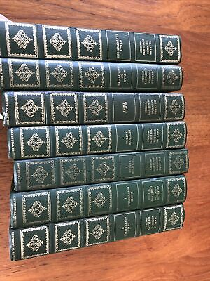 £40 • Buy Charles Dickens Complete Works Centennial Edition 7 Book Bundle Leather Bound