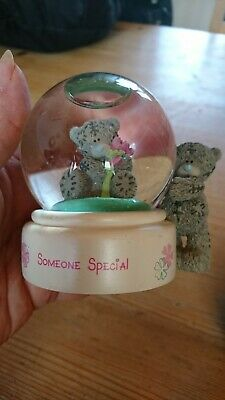 £2.99 • Buy Me To You Bear Someone Special Snow Globe