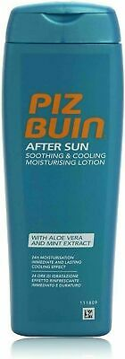£6.95 • Buy NEW - Piz Buin Sooth Aftersun Moisturising Lotion Soothing & Cooling 200ml