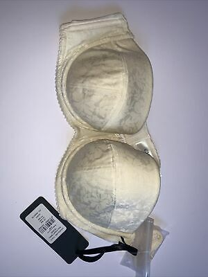 £5 • Buy 36B Ivory Hourglass-coco Multiway Bra By Charnos