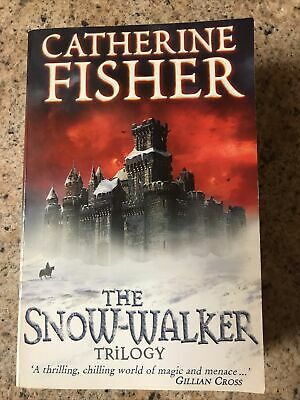 £2 • Buy THE SNOW-WALKER TRILOGY - By Catherine Fisher - Paperback