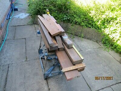 £25 • Buy Hardwood Timber Offcuts See Photos For Sum Details
