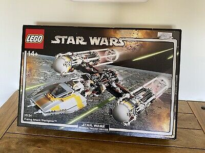 £450 • Buy LEGO 10134 Star Wars UCS Ultimate Collector Series Y-Wing, Boxed, Instructions,