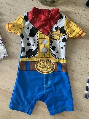 £2.99 • Buy Toy Story Woody Swimsuit 6/9 Months Worn Once