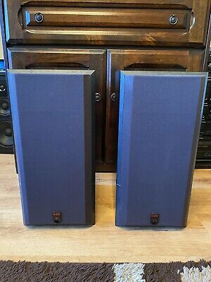 £99 • Buy B&W DM610 150W 4Ohm Bowers And Wilkins Speakers Audiophile England