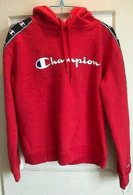 £11.99 • Buy Champion, Red Logo, Hoodie, XS, Lovely Condition