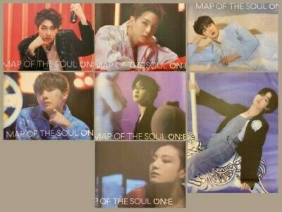$10 • Buy BTS Map Of The Soul ON:E Concept Special Set First Press Posters