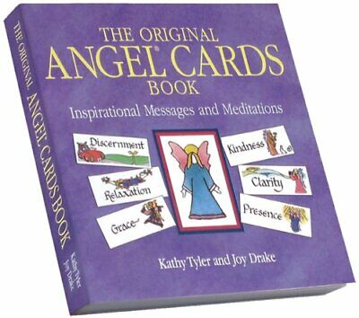 £10.16 • Buy The Original Angel Cards: Inspirational Messages And Meditations By Kathy Tyler