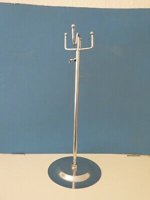 £15 • Buy Chrome 4 Arm Rotating Extending Jewellery/bag/scarf Stand - Two Available