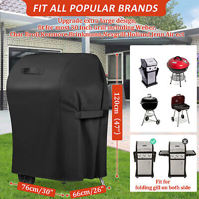£10.99 • Buy  BBQ Grill Cover Garden Barbecue Grill Protector Waterproof Heavy Duty