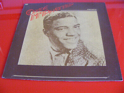 £5 • Buy CLYDE McPHATTER - A TRIBUTE TO - ATLANTIC RECORDS UK 1973 -