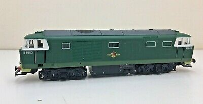 £35 • Buy HORNBY R074 Class 35 Hymek No D7063 BRc Green On WALTHERS CHASSIS SEE DESCIPTION