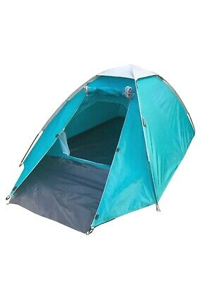 £20 • Buy 2 Person Man Double Layer Tent Camping Festivals Fire Retardant Light & Durable