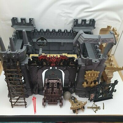 £6 • Buy Chad Valley Knights Castle Fortress Plastic Playset Toy 3+ Kids Children