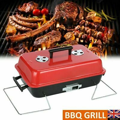 $ CDN39.63 • Buy Table Top Portable Charcoal Barbeque Barbecue BBQ Cooker Grill Picnic Beach New