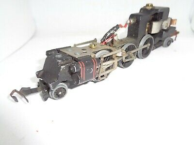 £16.57 • Buy Hornby Dublo 3 Rail 2 6 4 4MT CHASSIS ONLY - SPARES & REPAIRS - NON RUNNER