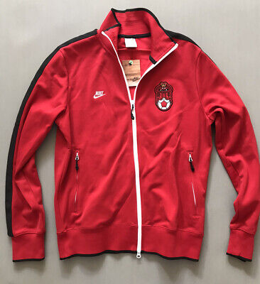 £1.09 • Buy Nike Mens Red Track Top England Size M Medium