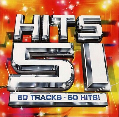 £4.99 • Buy Various Artists-Hits 51 DOUBLE CD