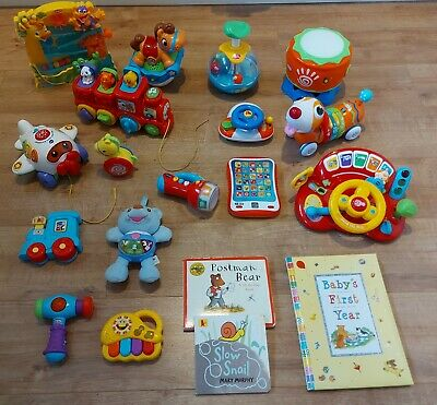 £10 • Buy Vtech Fisher Price Baby Interactive Educational Musical Toys Bundle