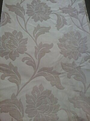 £35 • Buy Dunelm Mill Curtains,Champagne/Minky/Ivory Colour,2 Other Matching Pairs Avail.G