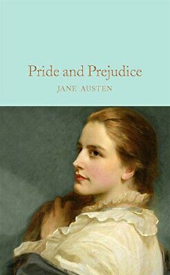 £10.11 • Buy Pride And Prejudice (Macmillan Collector's Library) By Jane Austen New Book