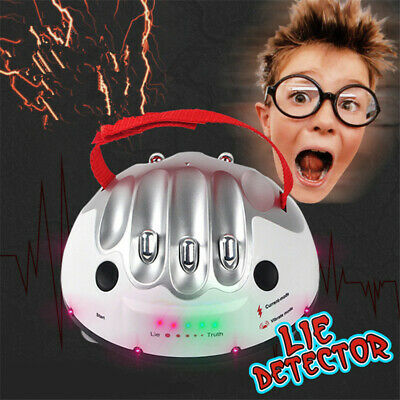 £19.69 • Buy Shock Lie Detector Shocking Polygraph Test Toys Electric Liar Truth Dare Game
